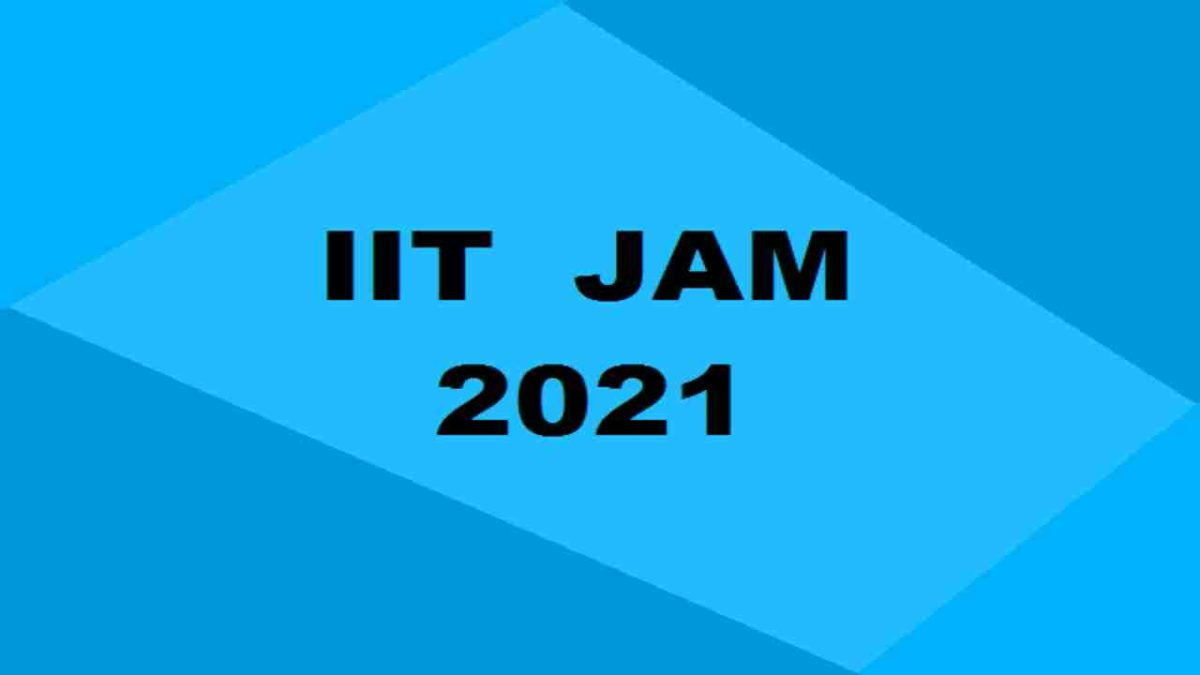 Christmas Jam 2021 Lineup Jam Result 2021 Cut Off Merit List Name Wise Results Scorecard Direct Link At Jam Iisc Ac In